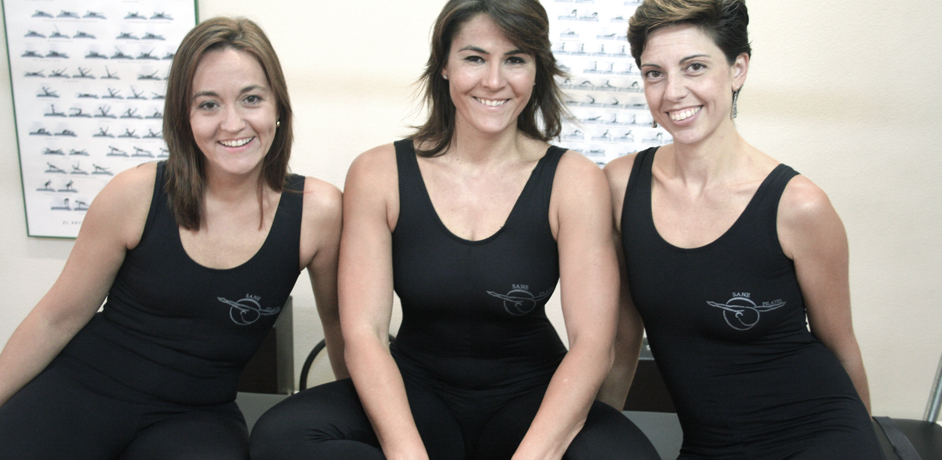 Sane Pilates formación por profesionales expertos