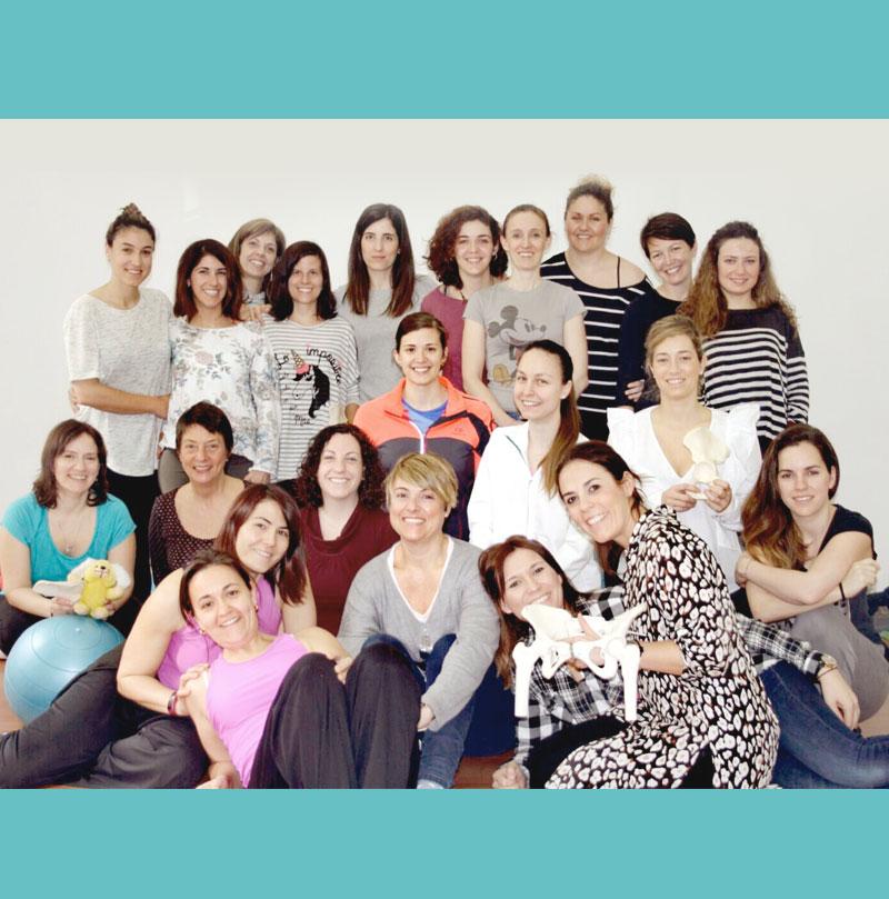 Finaliza la 3ª edición del Curso perinatal basado en GDS por Joëlle Winkel y Bárbara Gálvez