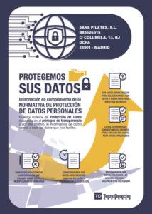 Protegemos sus datos