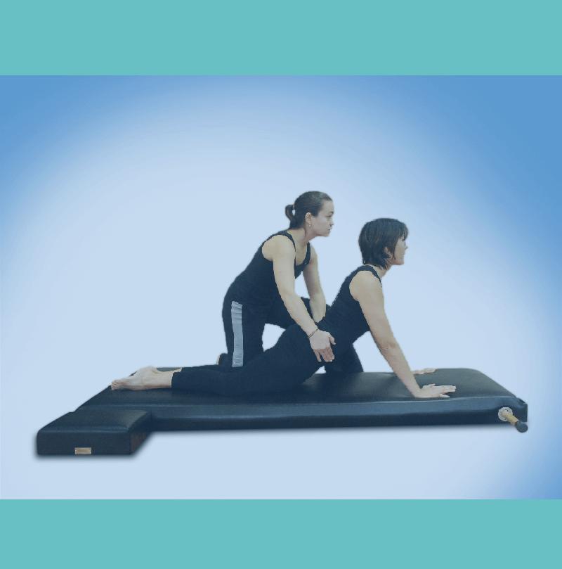 Pilates y los sentidos