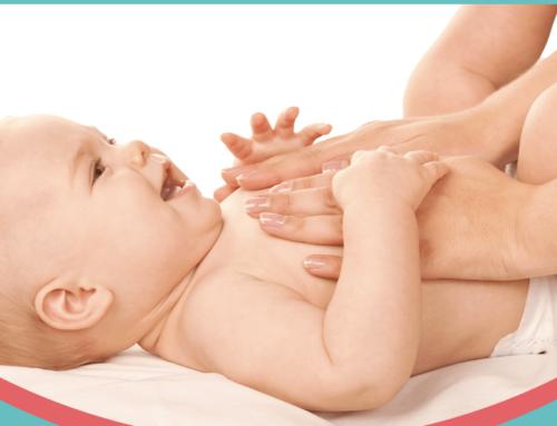 Taller de masaje para bebés