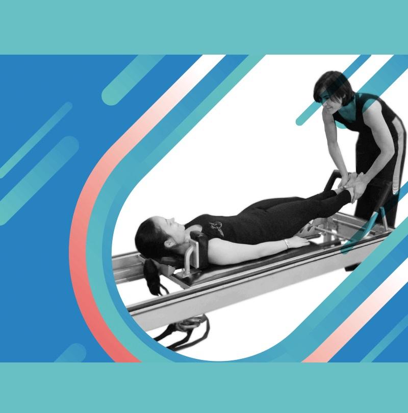 Curso de Método Pilates Auténtico Máquinas: nivel básico