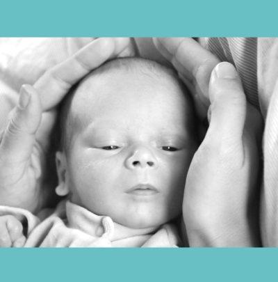 La osteopatía craneal en bebés