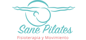 Sane Pilates logo footer