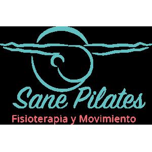 Sane Pilates logo móvil retina