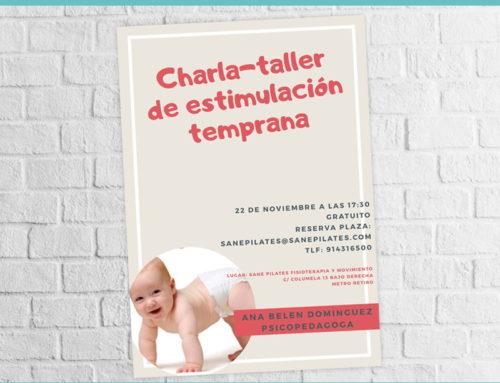 Charla-taller sobre estimulación temprana