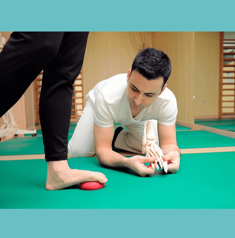 Curso de utilización corporal y gimnasia propioceptiva basado en GDS