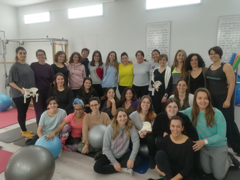 Finaliza la 5ª edición del curso perinatal de Joelle Winkel