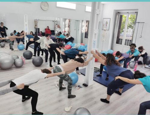 Finalizada la 5ª Edición del Curso Perinatal de Joëlle Winkel en Sane Pilates