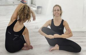 Gimnasia terapéutica Sane Pilates fisioterapia