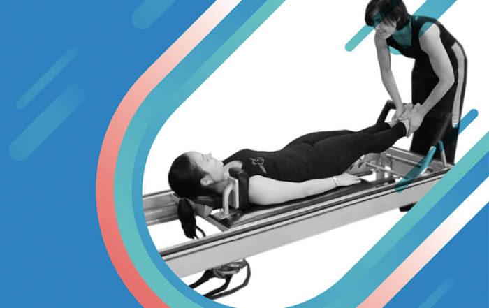 Curso de Pilates Máquinas para Fisioterapeutas: Nivel Básico