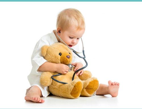 Taller de fisioterapia respiratoria de bebés para papás